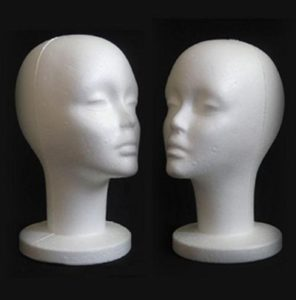 Готовые манекены головы