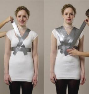 Манекен для шитья одежды