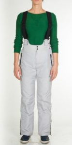 Женские брюки из полиэстера