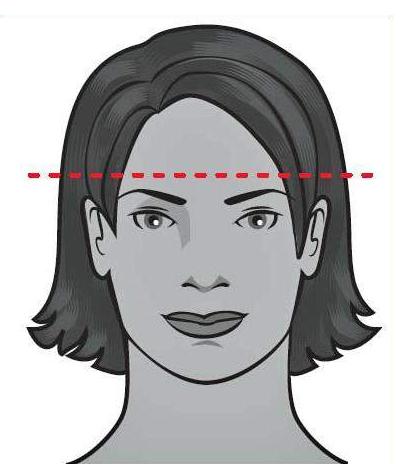 Измерить-женский-головной-убор