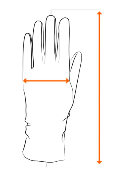 Перчатки-женские