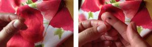 Проверка ткани