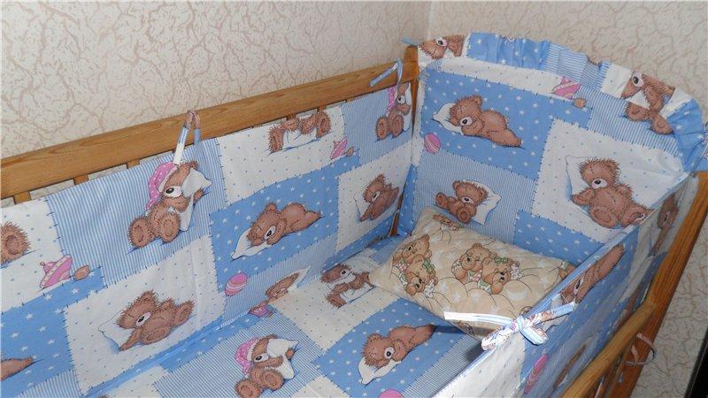 Детское постельное бельеjpg