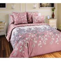 Фиолетовое постельное бельё