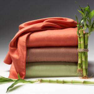 Постельное из бамбука