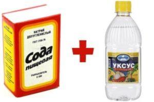 Укскс и сода