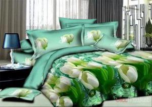 Полисатиновое постельное белье