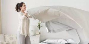 Смена постельного