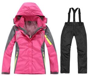 Флисовые куртки и горнолыжные костюмы
