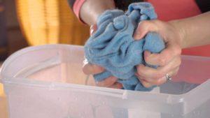 Как стирать флис