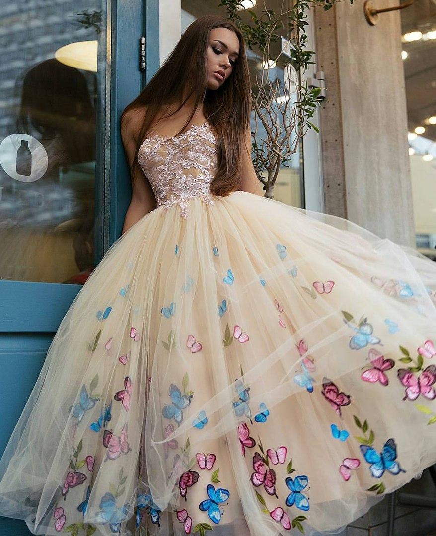 Фатиновая юбка макси