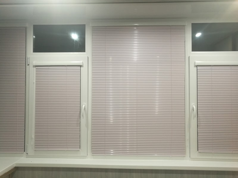 окна и жалюзи