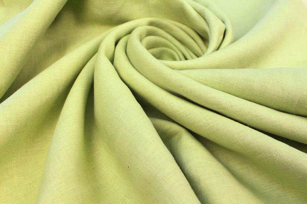 Льняная ткань.