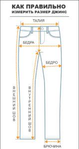 Мужские-джинсы