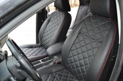 Чехлы для сидения автомобиля из экокожи
