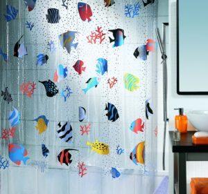 Как отмыть штору в ванной собственноручно