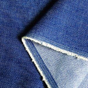 Джинсовая ткань — деним