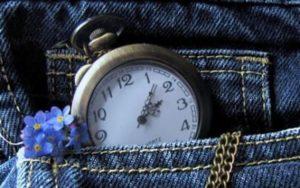 Часы в кармане