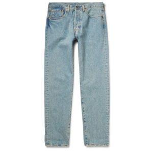 Отбелённые джинсы