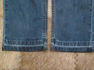 Удлинение джинсов без шитья