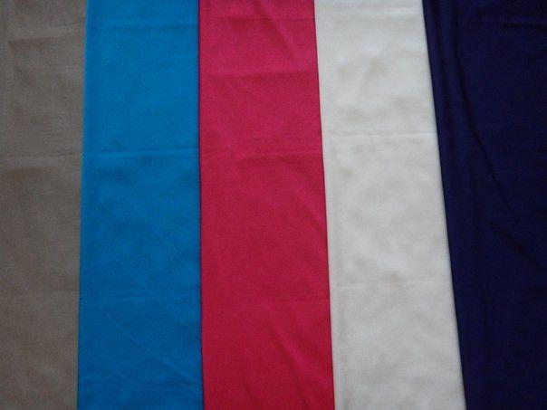 Габардин разного цвета