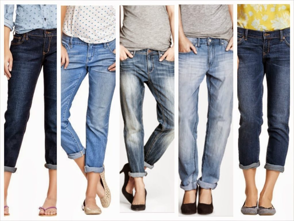Как выбрать джинсы длина