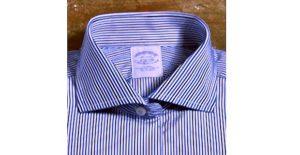 Французский воротник рубашки