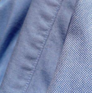 Качество ткани рубашки