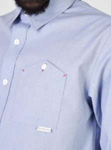 Карман на рубашке