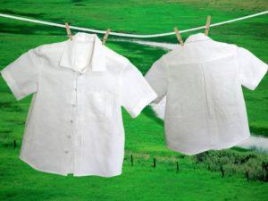 Сушка рубашки