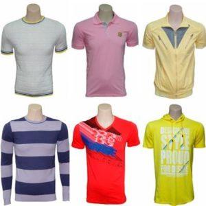 Разновидности футболок