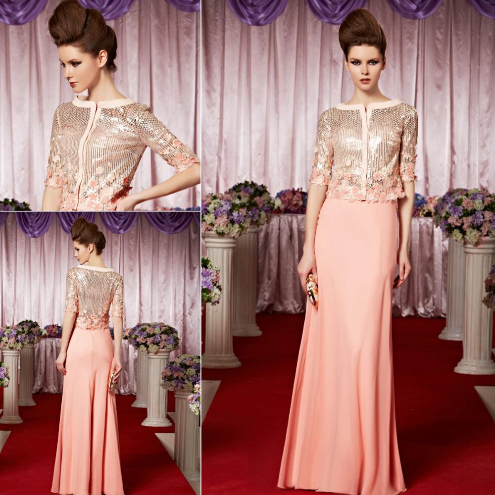 Жакет с платьем