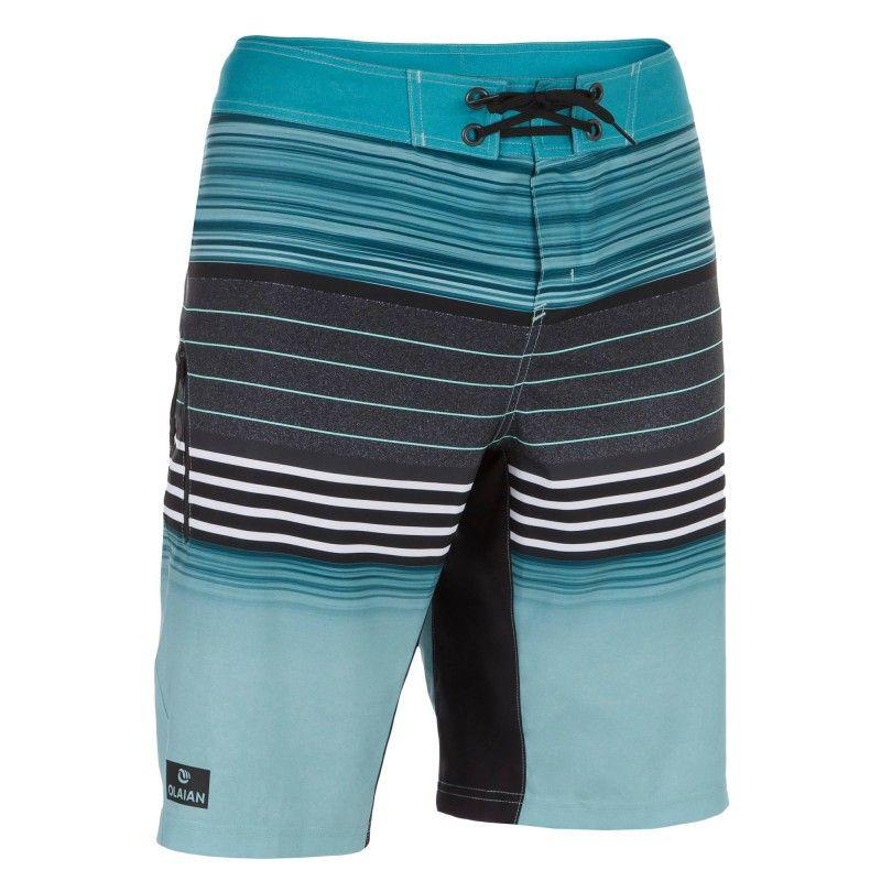 Пляжные шорты ниже колена