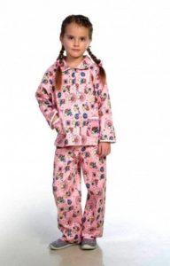 Детская одежда из ситца