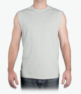 Shirt Sleevelees