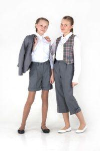 шорты как школьная форма