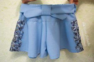 юбка-шорты детская