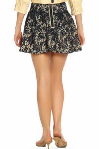 юбка-шорты полусолнце