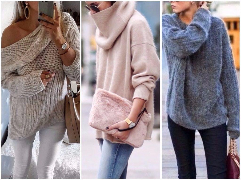 Чем отличается свитер от джемпера
