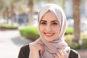 Как завязать хиджаб из шарфа