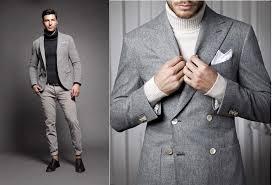Мужские твидовые пиджаки