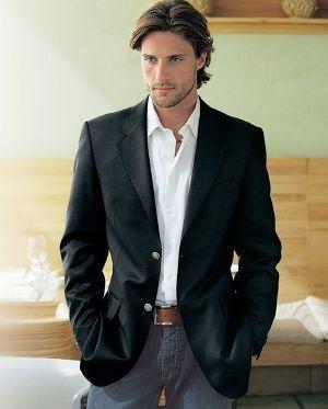Длина пиджака