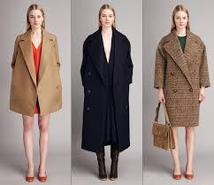 Платье и пальто оверсайз