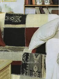 Подушка и одеяло из старого пальто