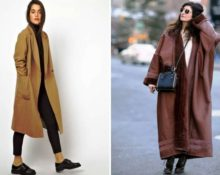 что такое пальто типа оверсайз