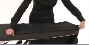 Правильное отпаривание пиджака утюгом
