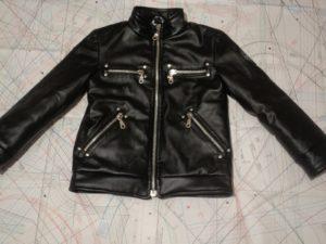 Мужская куртка-косуха своими руками