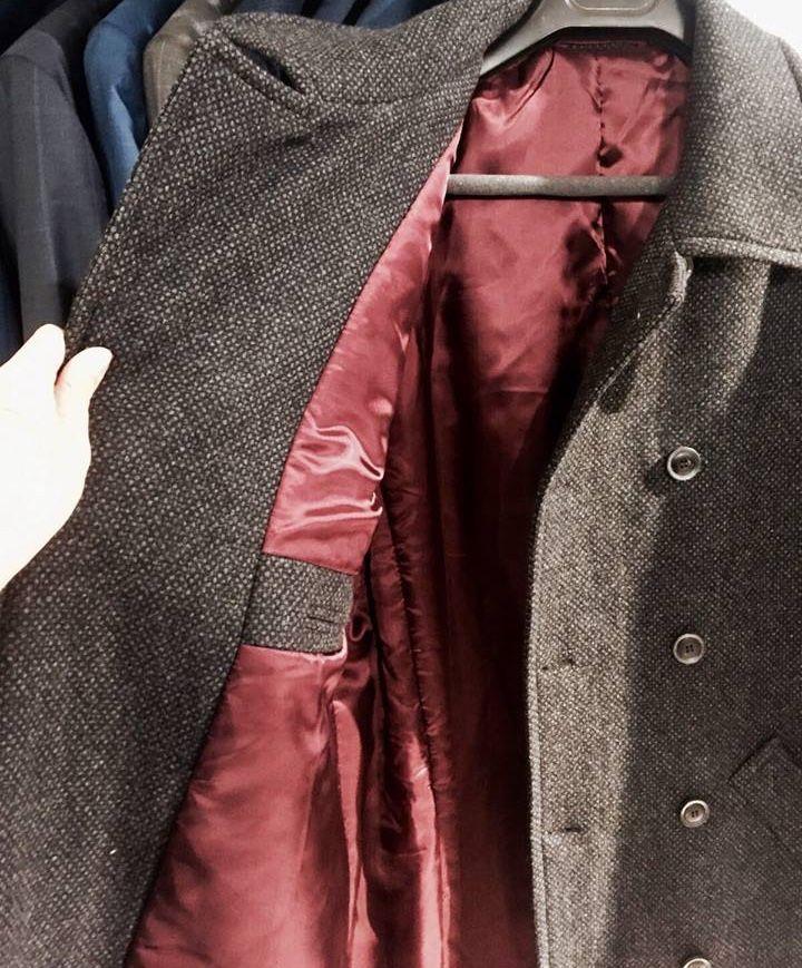 Утеплить пальто