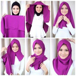 Хиджаб классический