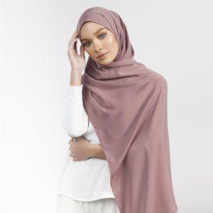 Хиджаб с креплением на одной стороне